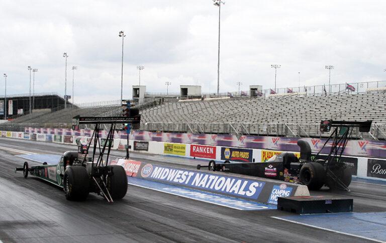 Indy U.S. Nats winners Gordon, Fricke repeat at extended WWTR NHRA Lucas Oil Drag Racing Series meet